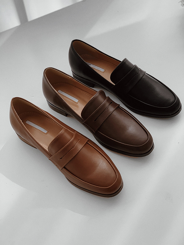 ROSANE basic loafer - 3 color